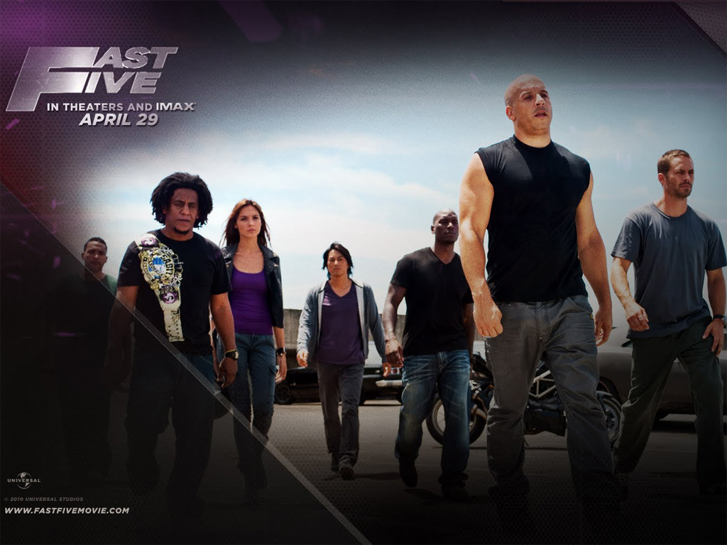 fast five wallpaper. Fast Five Wallpaper